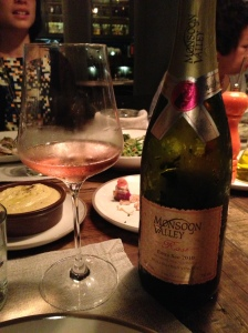 amazing sparkling wine from the tropics