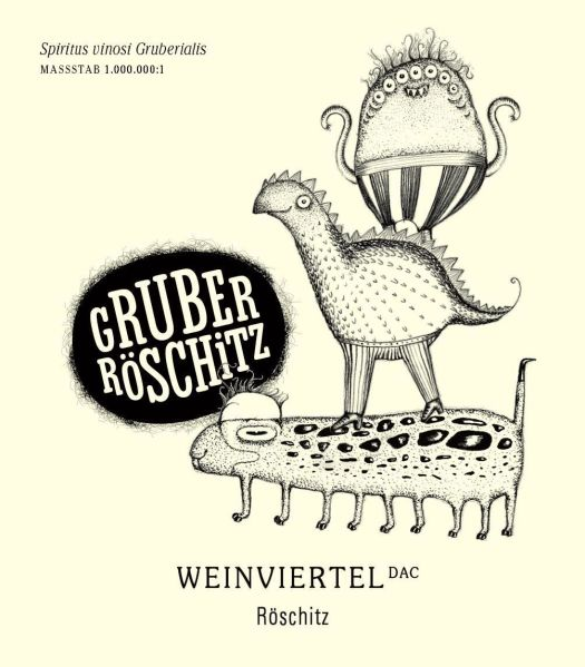 gruber label animals