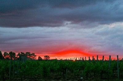 sunset lalande