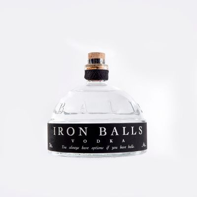 Iron Balls Vodka