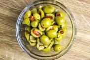chopped-green-olives