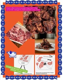 Sumrab Grilled Beef